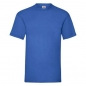 Preview: Herren T-Shirt 2erPack Fruit of the Loom blau