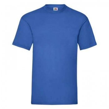 Herren T-Shirt 2erPack Fruit of the Loom blau