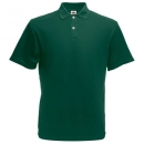 Fruit of the Loom Poloshirt waldgrün